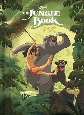 Disney Baby Toddler Board Books Jungle Book Set of 2