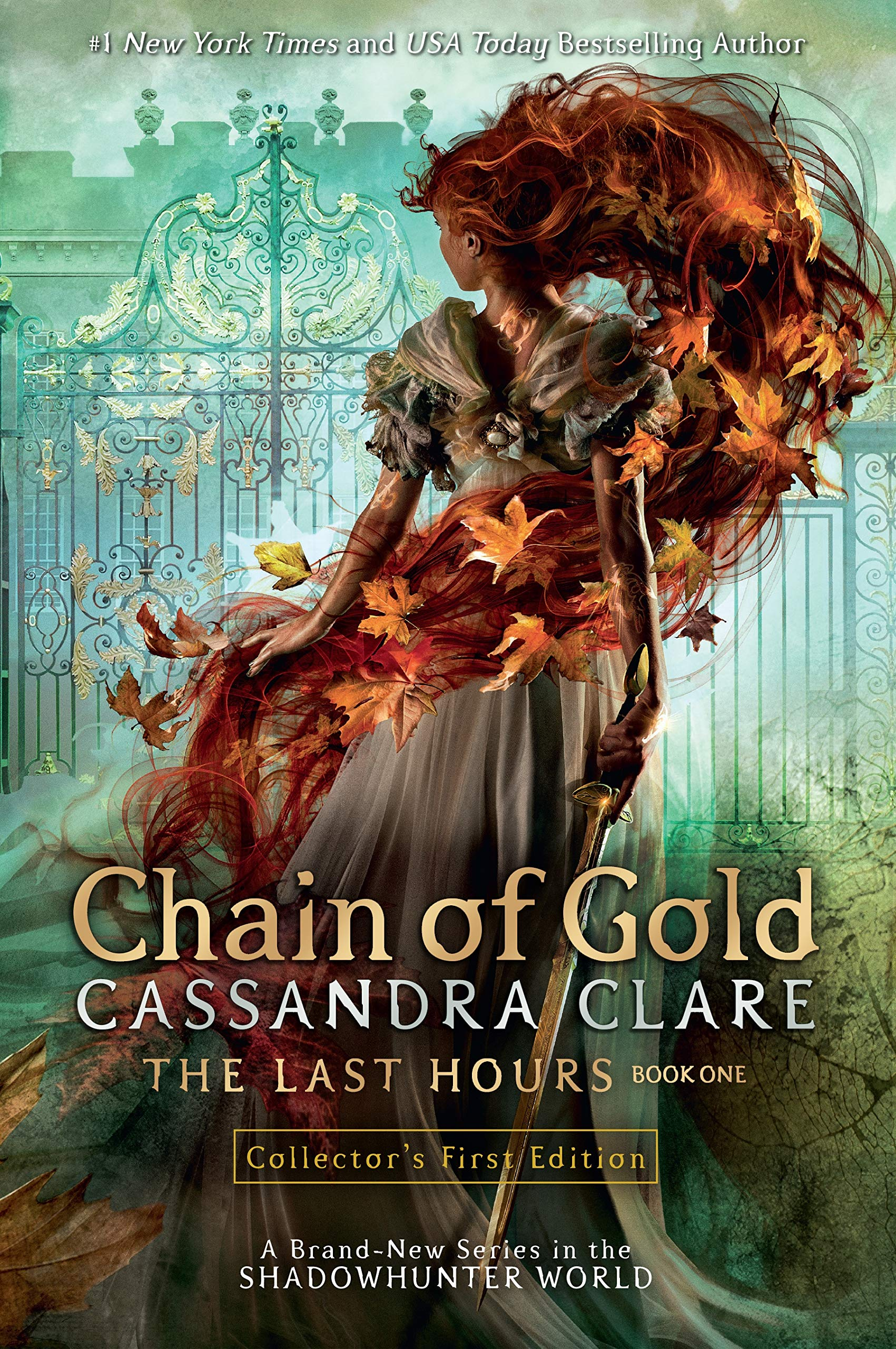 Last Hours: Chain of Gold, the - Bookstation