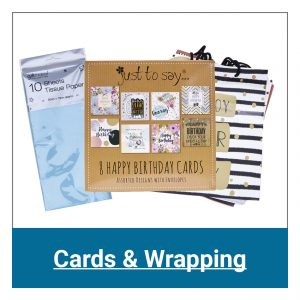 Cards & Wrapping