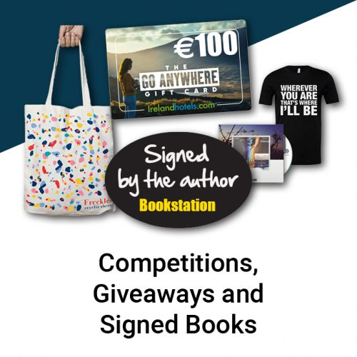 Competitions Giveaways and Signed Books