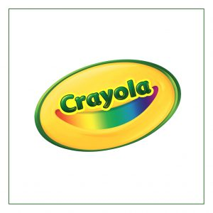 Crayola Stationary Logo