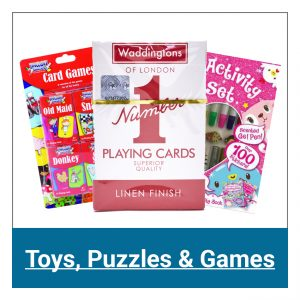 Toys Puzzles & Games