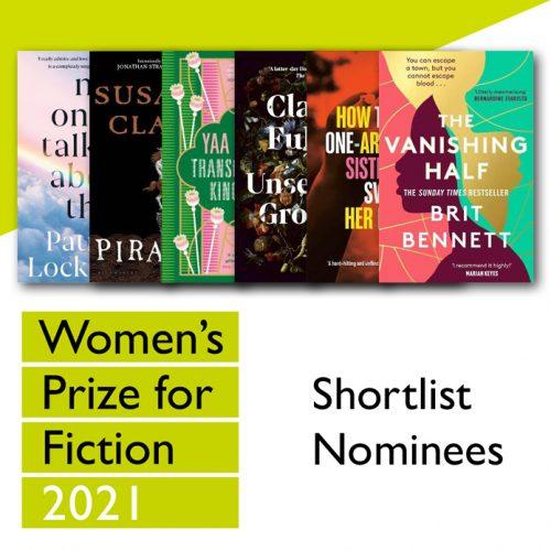 Womens Prize Shortlist